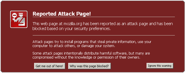 website-attack-blacklisting