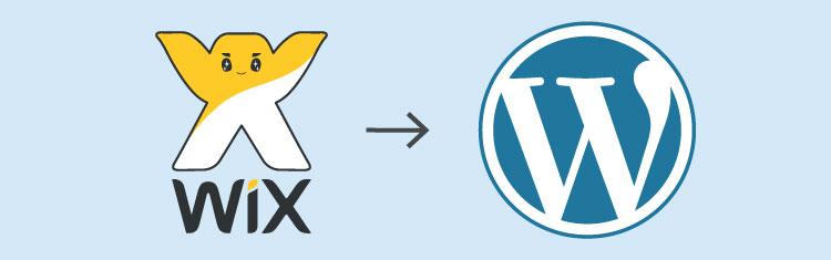 Wix to WordPress Migration